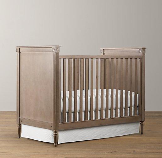 Emelia Panel Crib