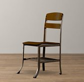 Vintage Schoolhouse Desk Chair