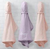 Vintage Ruffle Hooded Towel - Baby