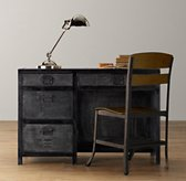 Vintage Locker Desk