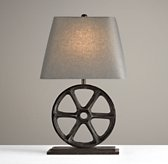 Gearworks Table Lamp Base