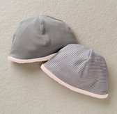 Stripe Hats Set of 2 - Petal
