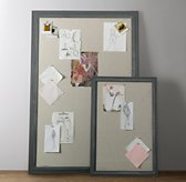 Weathered Pinboard - Grey