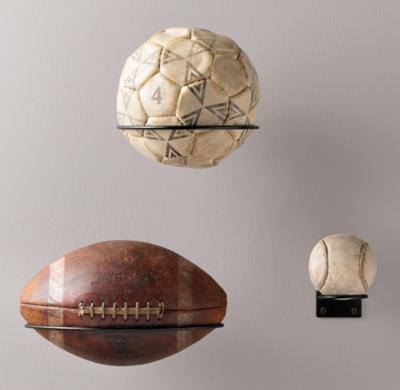Sports Display Rack Basketball Soccer Ball