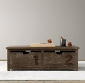 Mason Activity Table - Weathered Grey