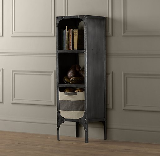 Foundry Metal Cubby System Single