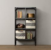 Foundry Metal Cubby System - Double