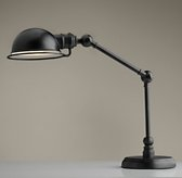 Academy Task Table Lamp - Oil Rubbed Bronze