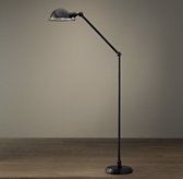 Academy Task Floor Lamp - Oil-Rubbed Bronze