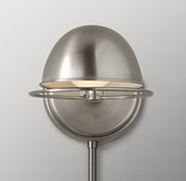 Academy Task Sconce Antique Brushed Nickel