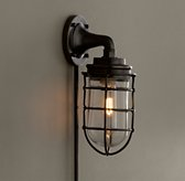 Mariner's Sconce - Chestnut