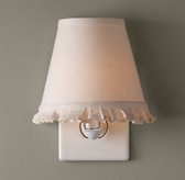 Ruffle Nightlight - Petal