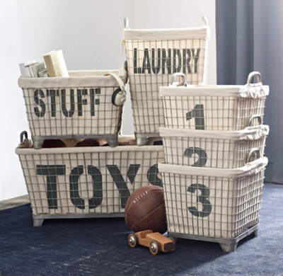 Industrial Basket U0026 Toys Liner