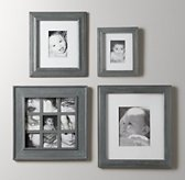 Weathered Frames - Grey