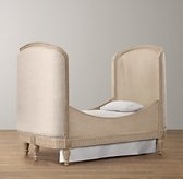 Belle Toddler Bed Conversion Kit - Distressed Linen