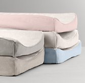 Washed Organic Linen Changing Pad Cover