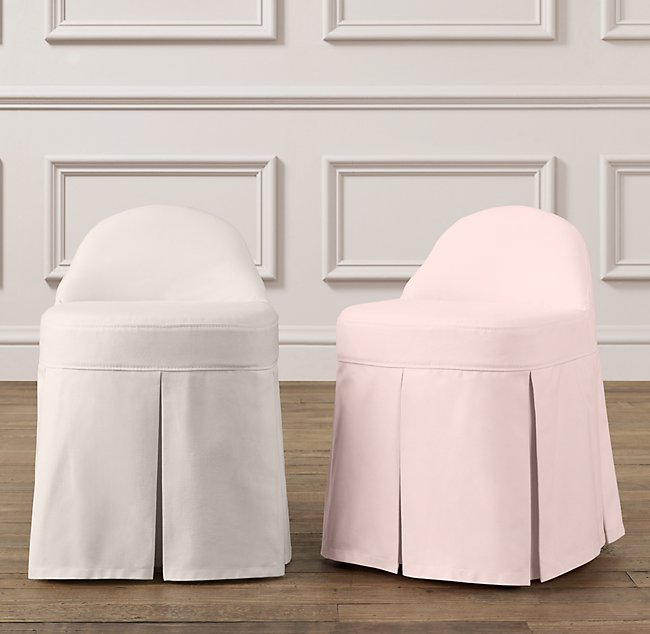 Vanity Stool Cover Taketheduck Com