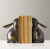 Bunny Bookends (Set of 2)