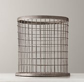 Industrial Desk Accessories - Wastebasket