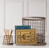 Industrial Desk Accessories - Set of 3