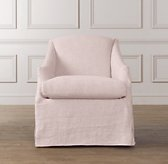 Demi Slope Arm Swivel Glider Slipcover Only