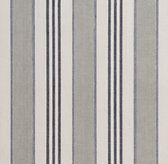 Vintage Ticking Stripe Bedding Swatch