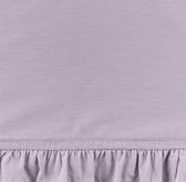 Vintage-Washed Ruffle Drapery Swatch