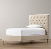 Chesterfield Upholstered Bed