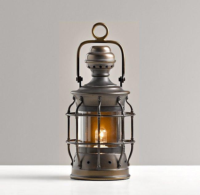 Mini Vintage Lantern