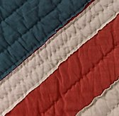 Vintage-Washed Union Jack Bedding Swatch