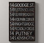 London Bus Route 14 Art