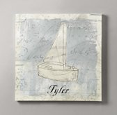 Personalized Nautical Art