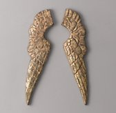 Gilt Angel Wings