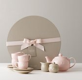 Porcelain Tea Set - Crown