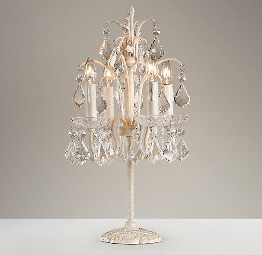 Chandelier table top lamps new house designs fancy tabletop chandelier lamp pictures fantastic diy aloadofball Gallery