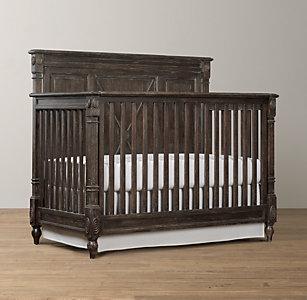 Jourdan Conversion Crib Collection | RH Baby & Child