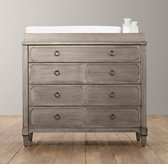 Tatum Dresser & Topper Set