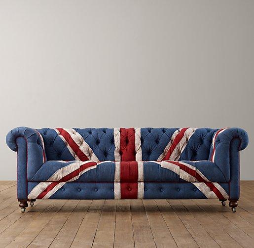 Mini Kensington Sofa