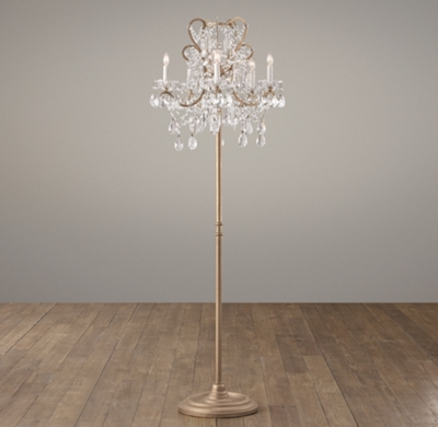 Candelabra floor lamp home design ideas and pictures rh baby u0026 child aloadofball Gallery