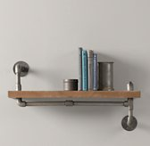 Industrial Single Pipe Shelf