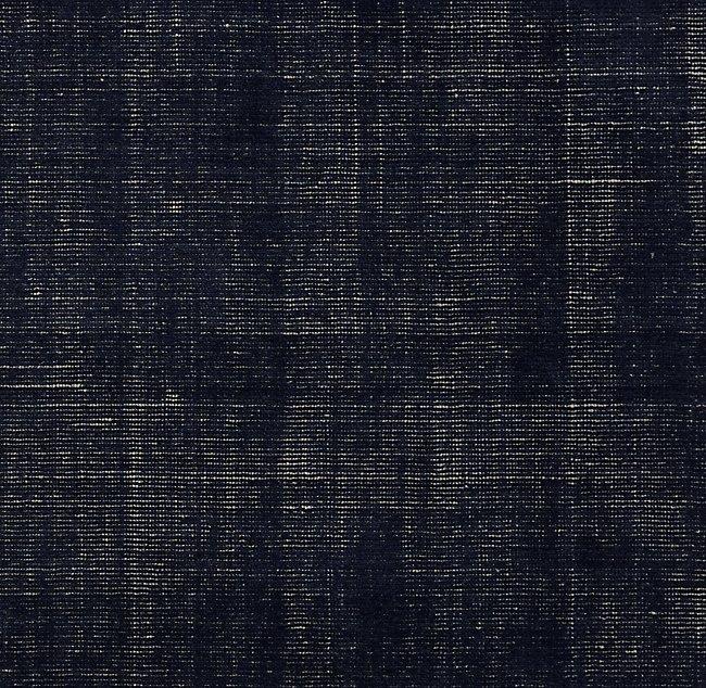 Distressed Wool Rug Swatch