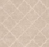 Merle Embroidered Chenille Rug Swatch