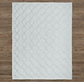 Maxime Embroidered Chenille Rug