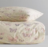 Vintage Butterfly Duvet Cover