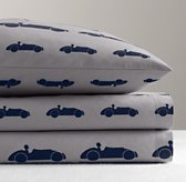 Roadster Percale Standard Pillowcase
