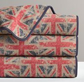 Union Jack Turkish Bath Towel