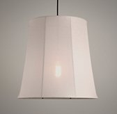 Fulton Cotton-Linen Pendant - Dove
