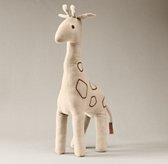 Chambray Giraffe - Natural