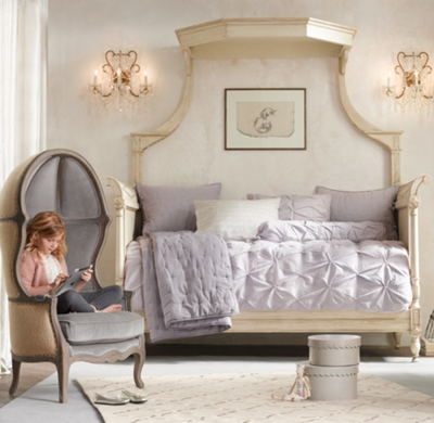 Pintucked Bow Amp Italian Love Letter Bedding Collection