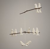 Wool Felt Bird Mobile